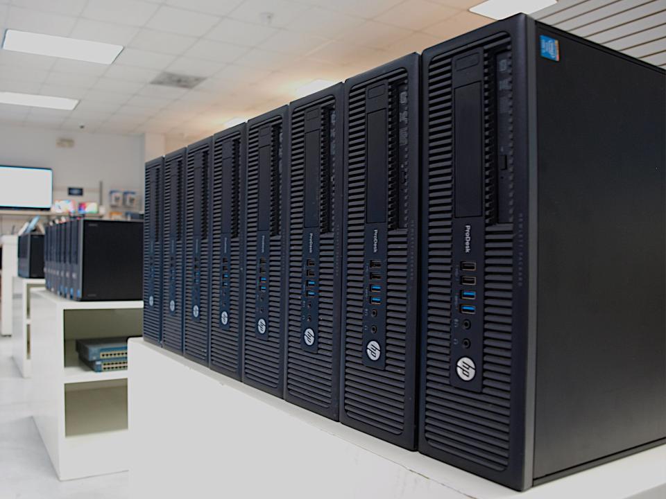 Refurbished HP Desktops