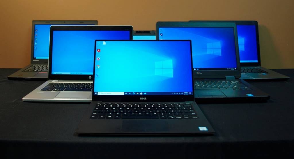 Wide Selection of Laptops