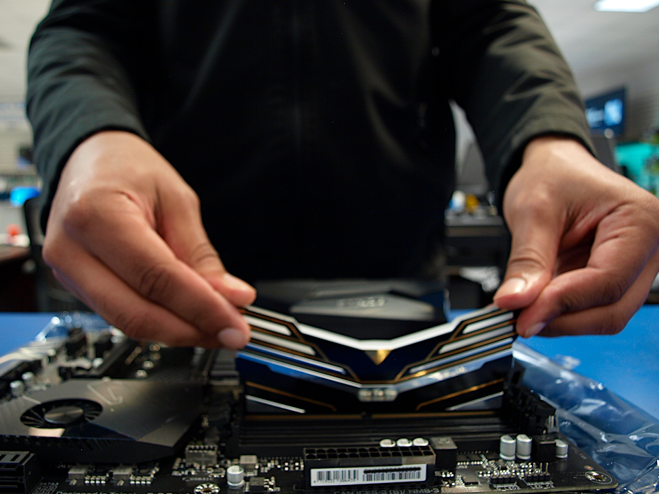 PC upgrades